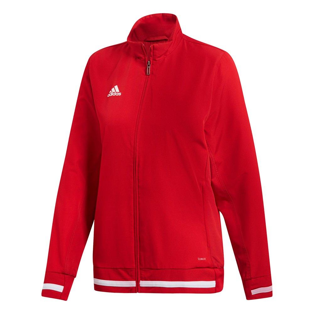 Adidas Badminton Team 19 Woven XS Power Red / White