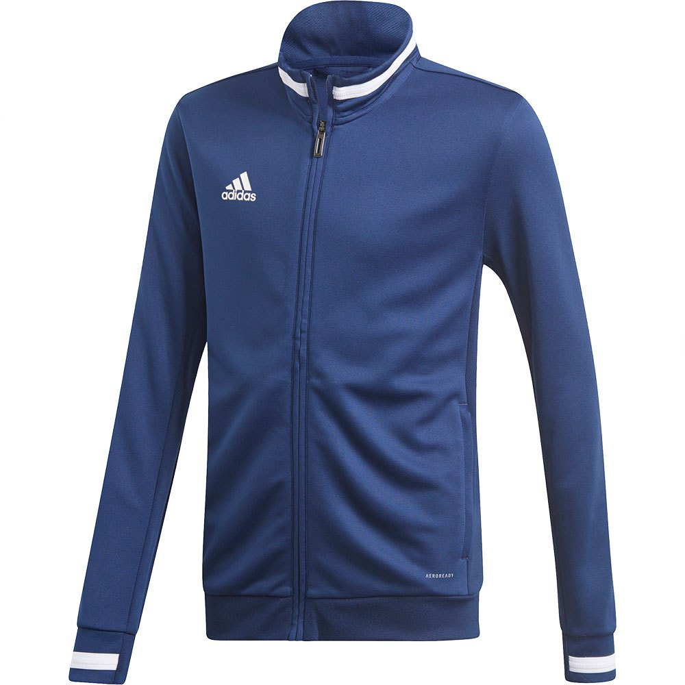 Adidas Badminton Team 19 Track 6 Years Navy Blue / White