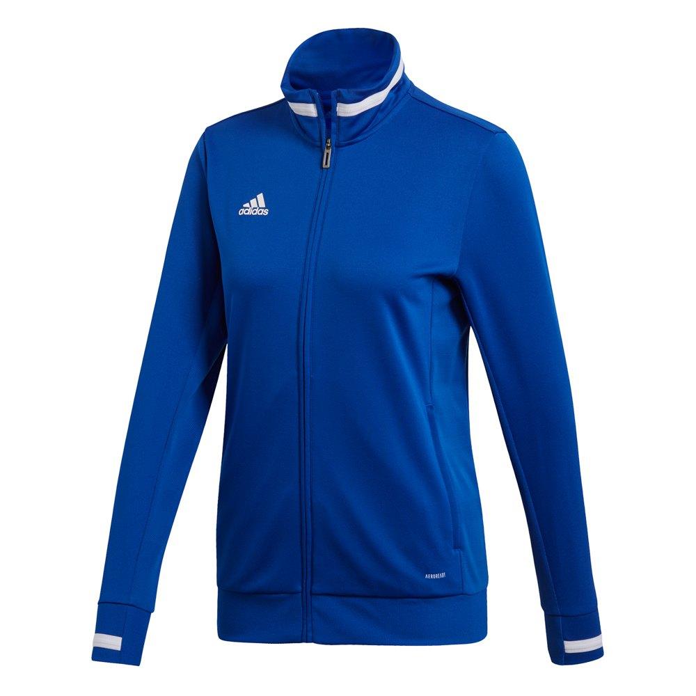 Adidas Badminton Team 19 Track XS Royal Blue / White