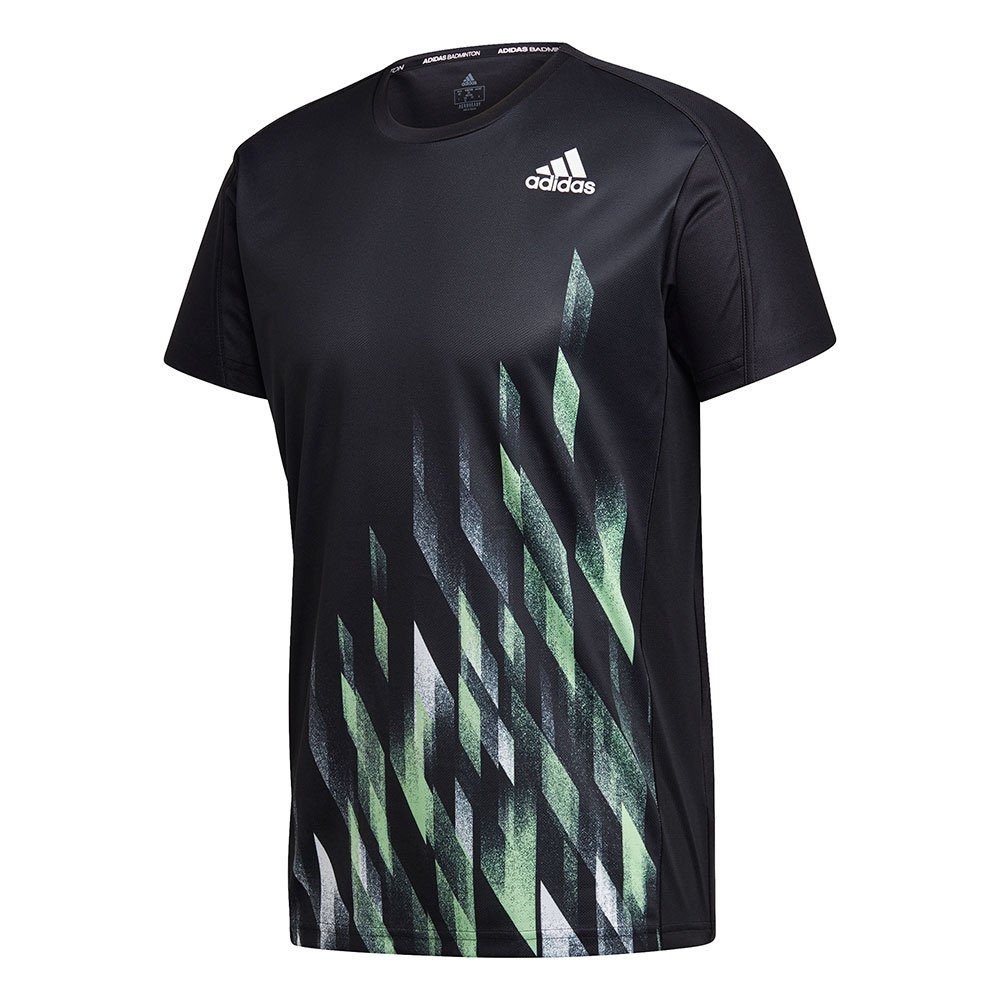 Adidas Badminton Graphic S Black