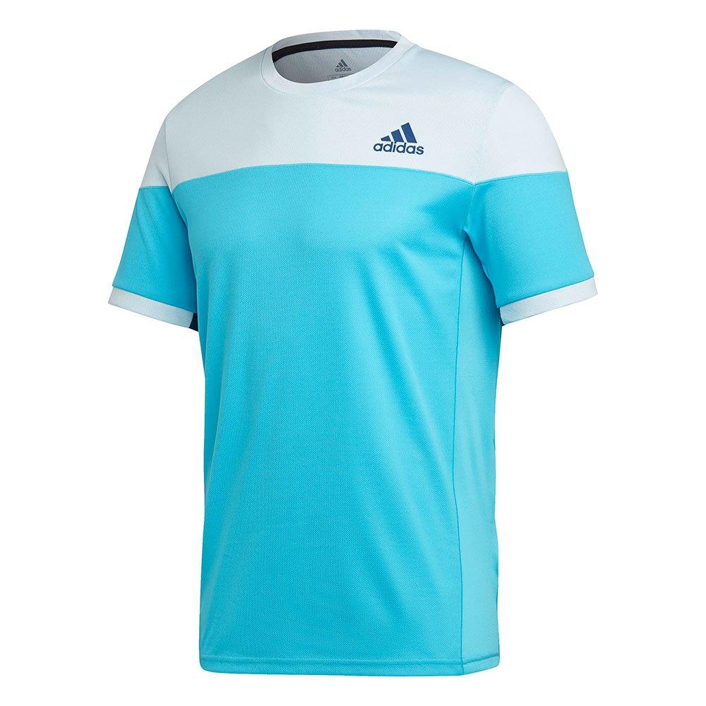 Adidas Badminton Colorblock XS Signal Cyan / Sky Tint