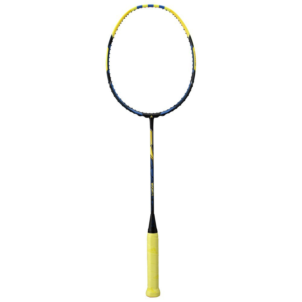 Adidas Badminton Raquette Badminton Wucht P1 5 Black / Blue / Yellow