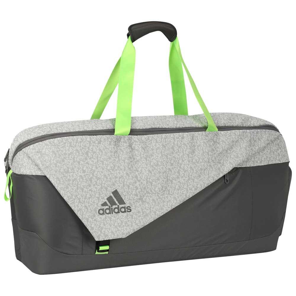Adidas Badminton 360 B7 Tournament One Size Grey / Lime