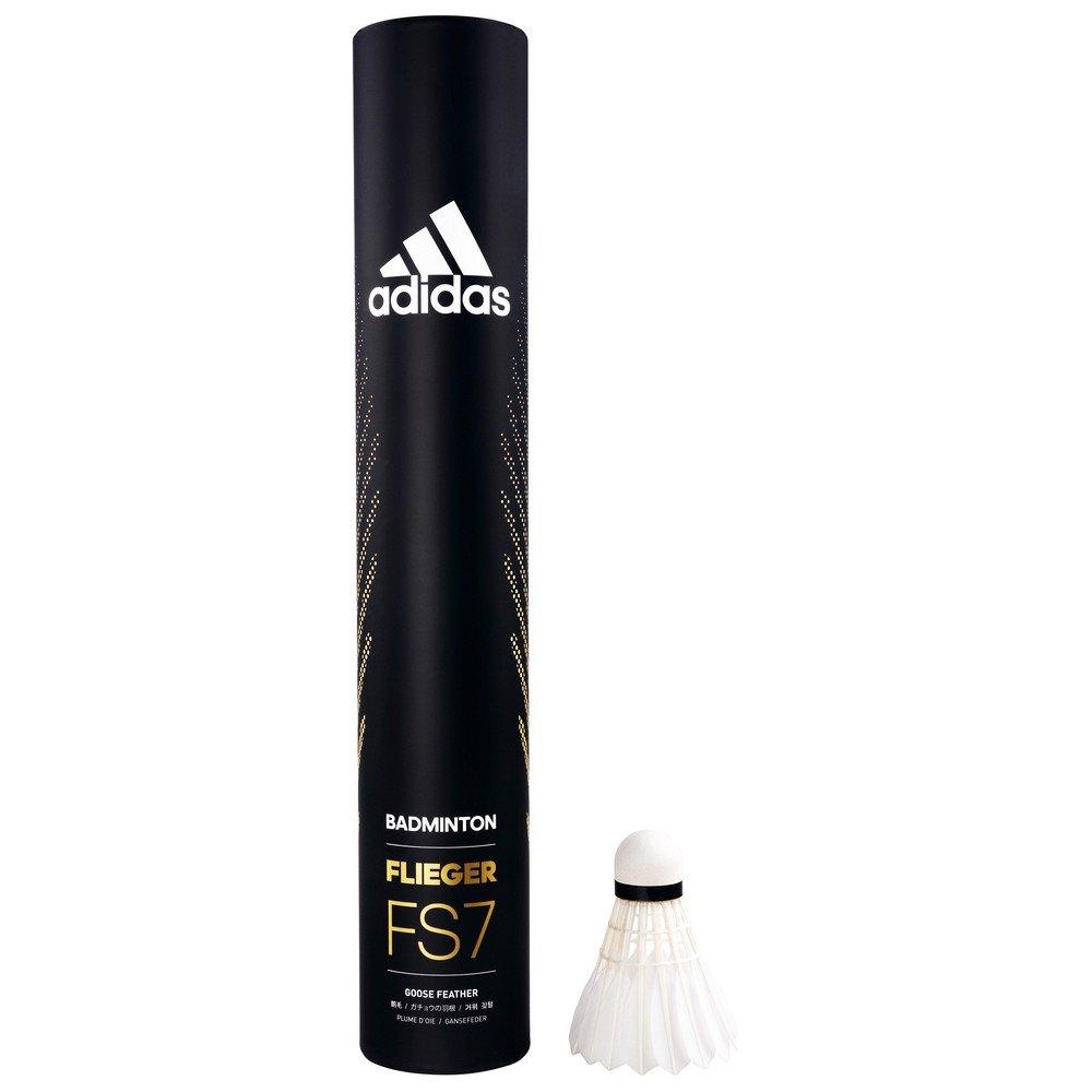 Adidas Badminton Flieger Fs7 77 12 Units White