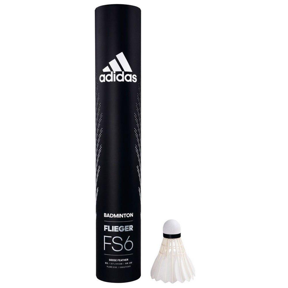 Adidas Badminton Flieger Fs6 78 12 Units White