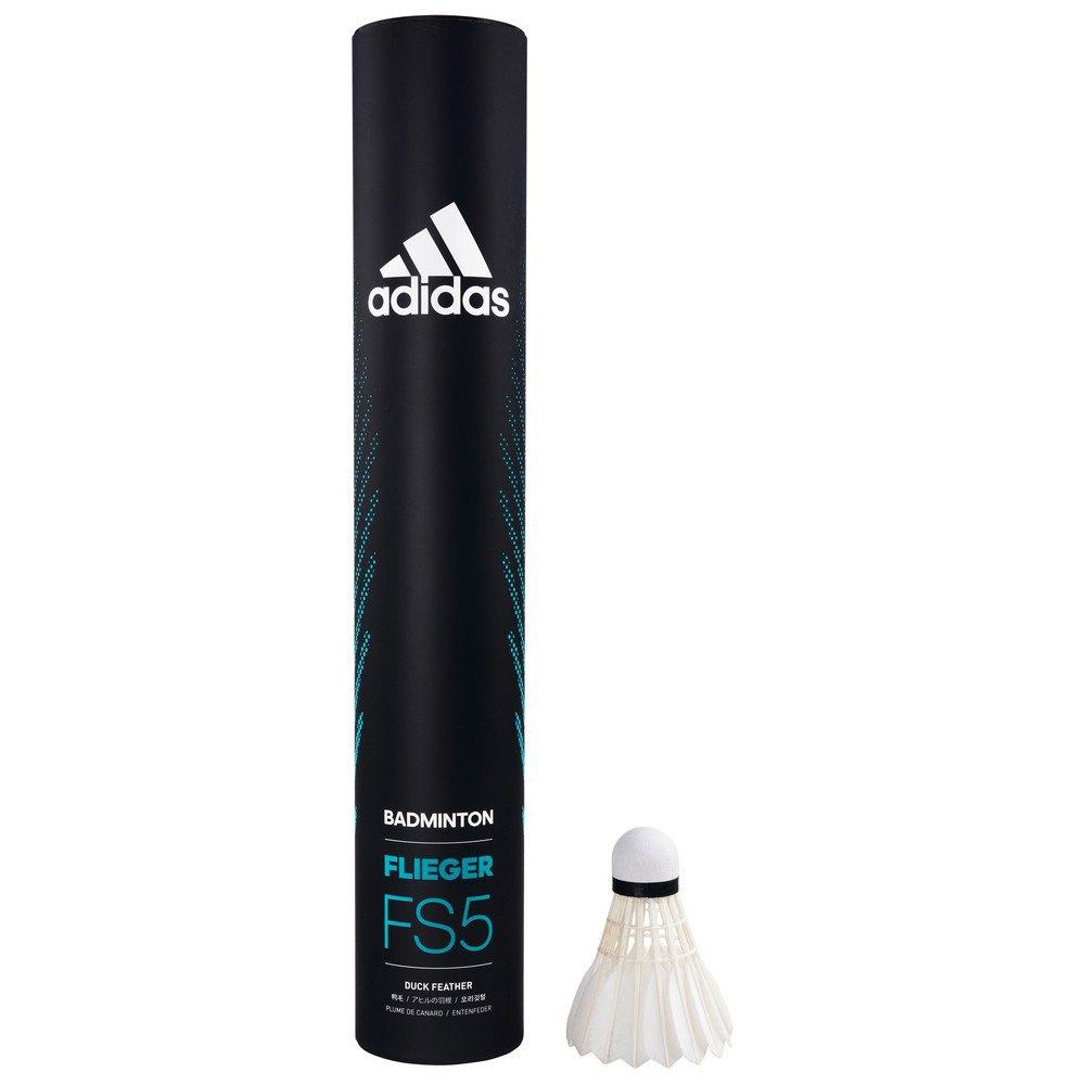 Adidas Badminton Flieger Fs5 77 12 Units White