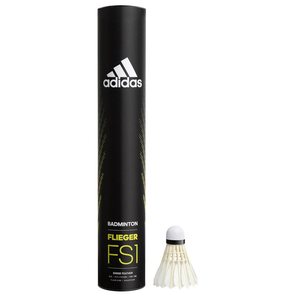 Adidas Badminton Flieger Fs1 77 12 Units White