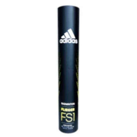 Adidas Badminton Flieger Fs1 78 12 Units White