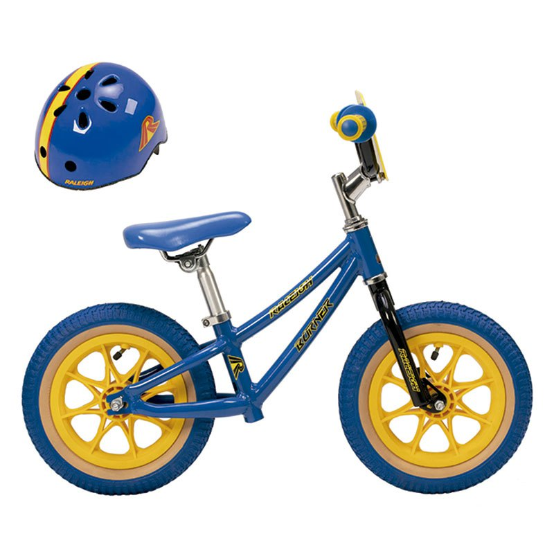 Bicicletas Niños Mini Burner 12 With Helmet