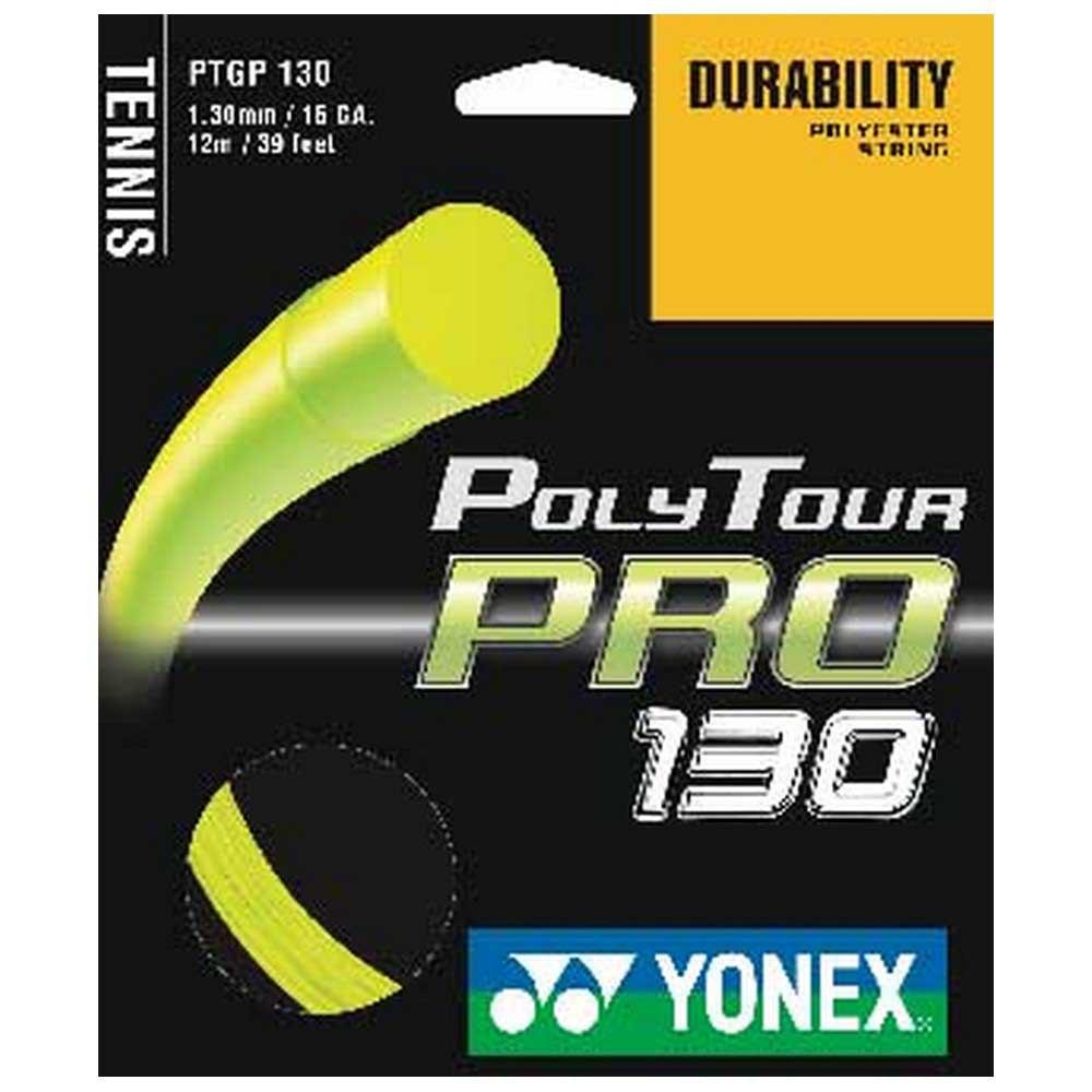 Yonex Poly Tour Pro 12 M 1.30 mm Yellow