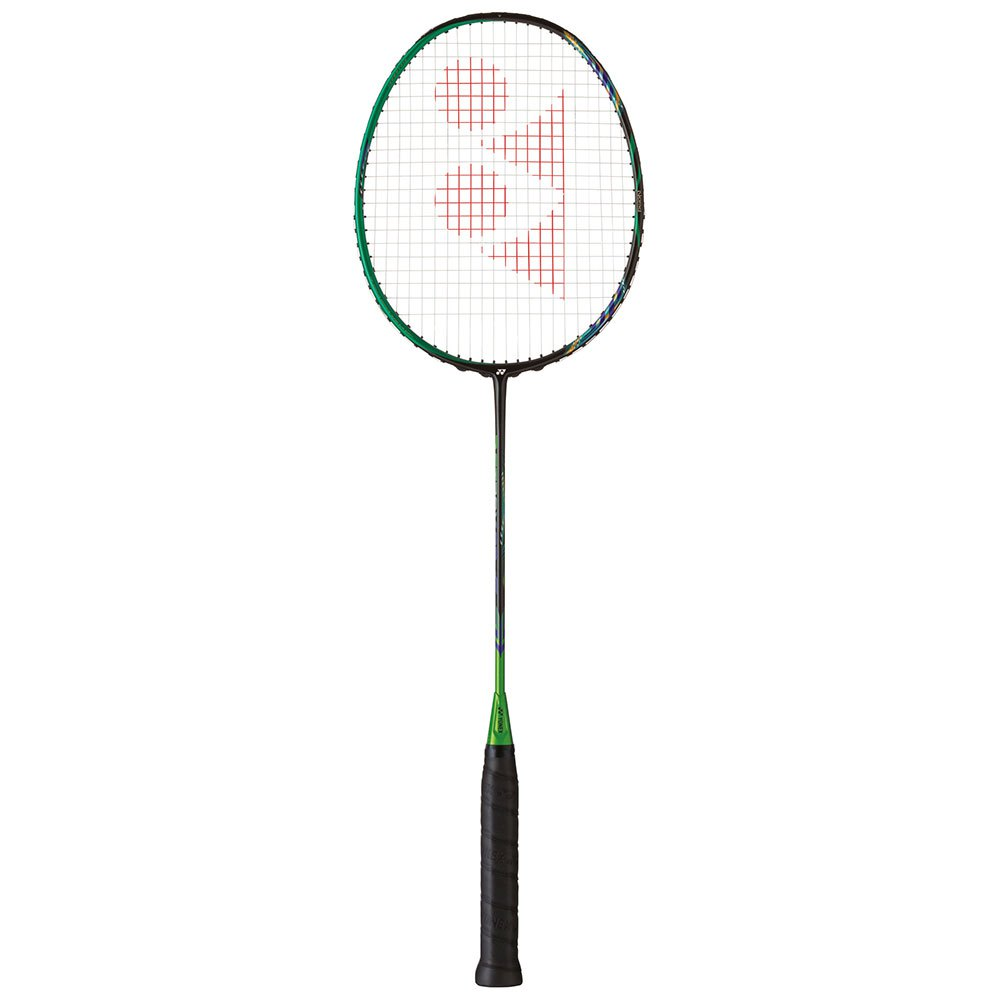 Yonex Astrox 99 Lee Chong Wei Unstrung Badminton Racket 4 Green / Purple