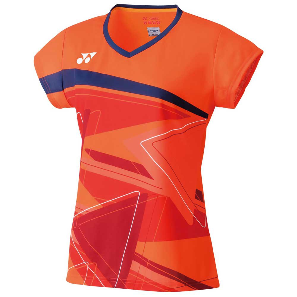 Yonex Crew S Flashy Orange