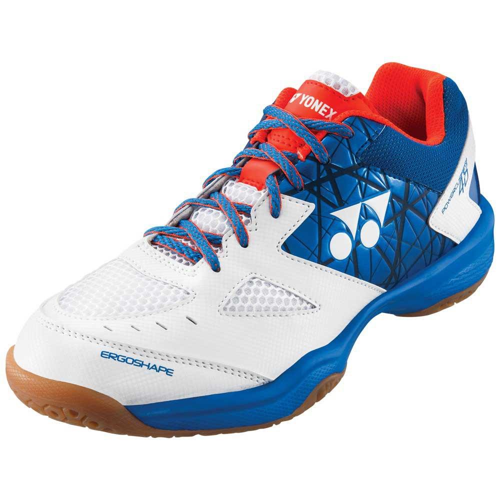 Yonex Chaussures Indoor Power Cushion 48 EU 40 White / Blue