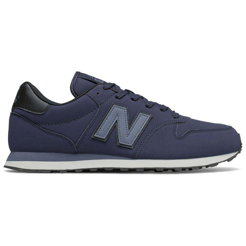 scarpe new balance uomo blu
