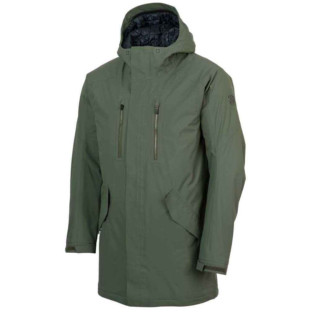 Ternua Craddle 2.0 Jacket XL Deep Forest