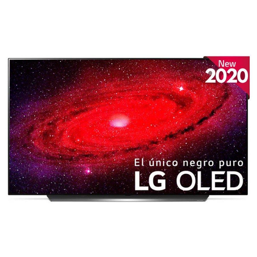 Televisor Lg Oled55cx6la 55'' Uhd 4k Oled Europe PAL 220V Black