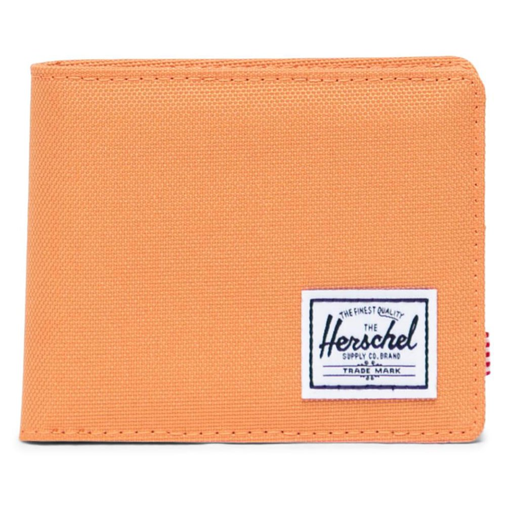 Herschel Roy Coin Rfid One Size Papaya