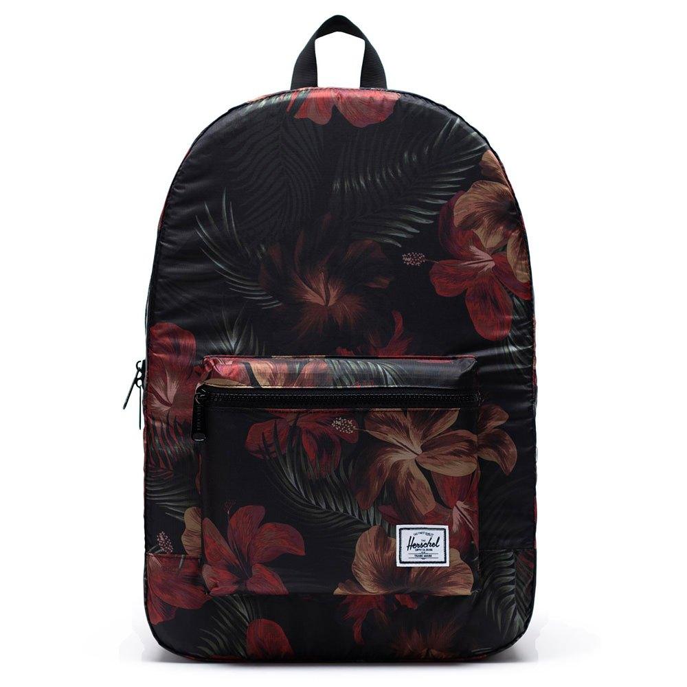 Herschel Packable Daypack One Size Tropical Hibiscus