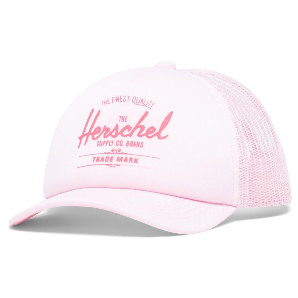 Herschel Baby Whaler Mesh One Size Rosewater Pastel / Neon Pink