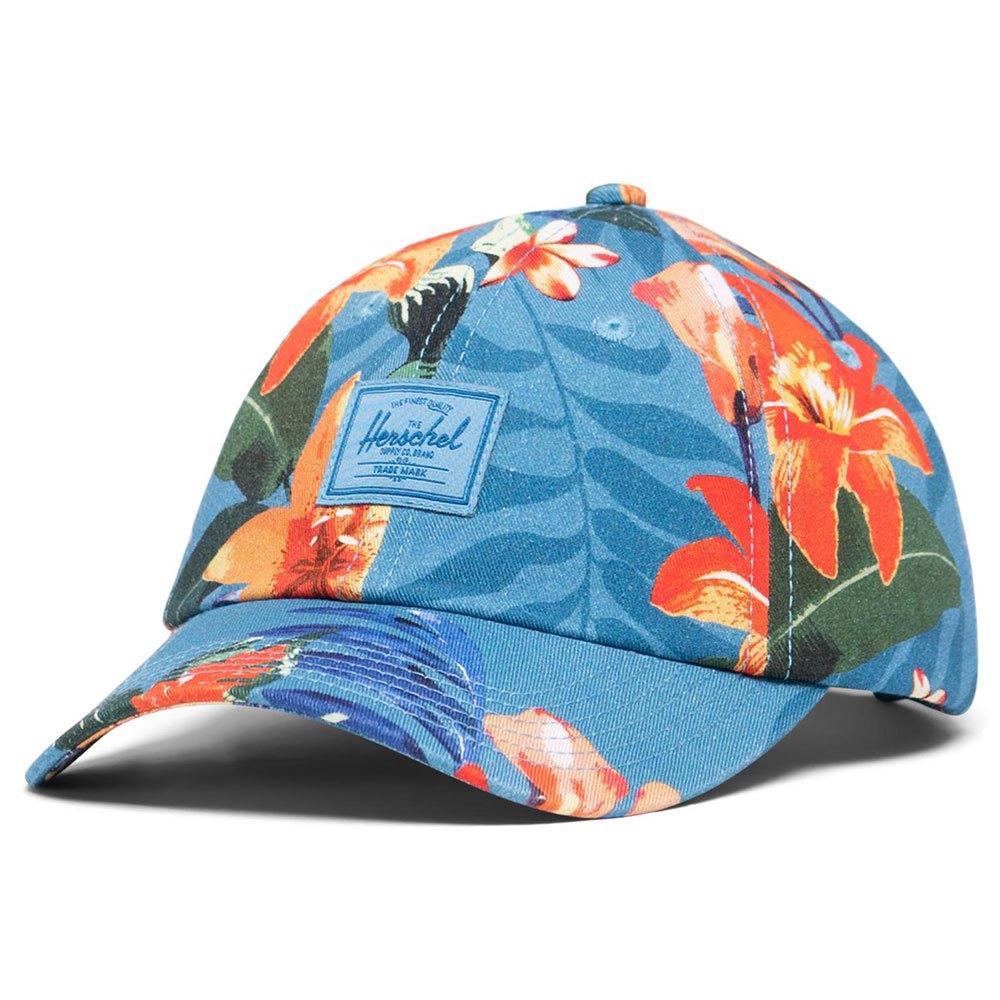 Herschel Sylas Classic One Size Summer Floral Heaven Blue