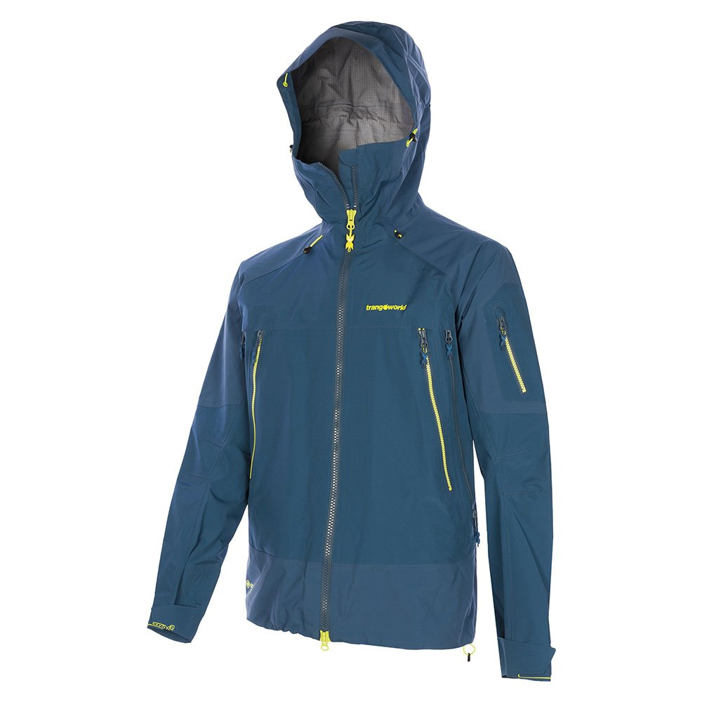Trangoworld Trx2 Pro Jacket L Blue / Blue