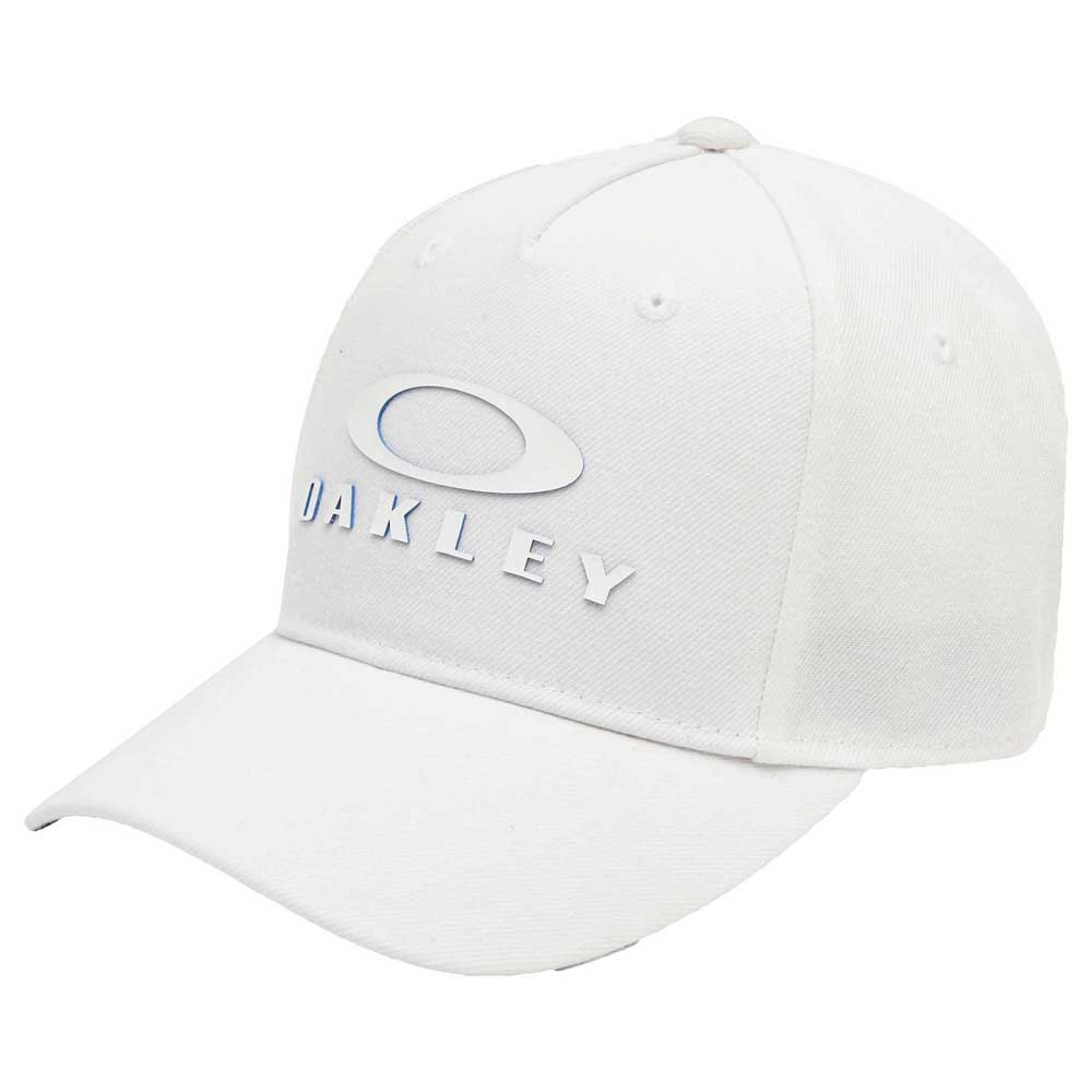 Oakley Apparel Logo Edge 4.0 One Size White