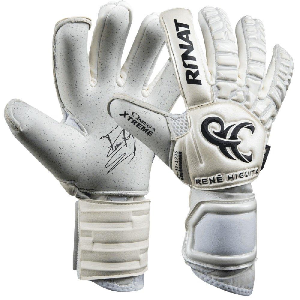 Rinat Egotiko Escorpion Pro Limited Edition Goalkeeper Gloves 9 White