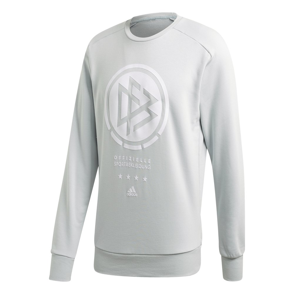 Adidas Sweat-shirt Allemagne 20/21 M Clear Grey