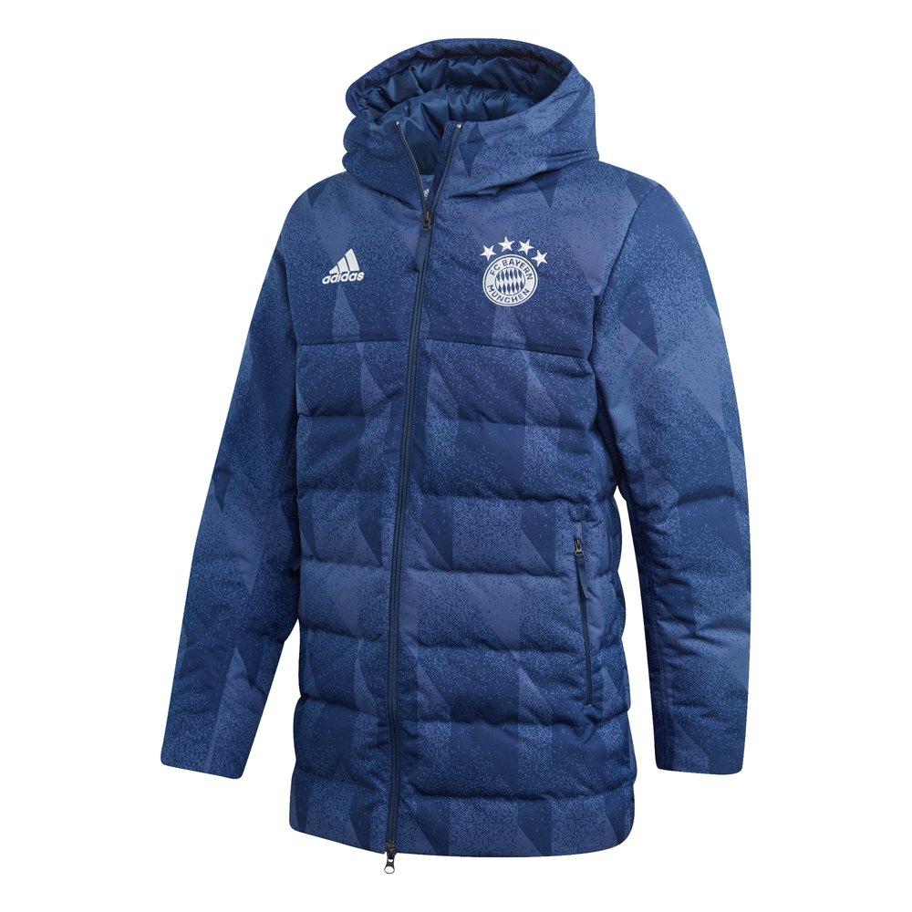 Adidas Fc Bayern Munich 20/21 XXL Collegiate Navy / White