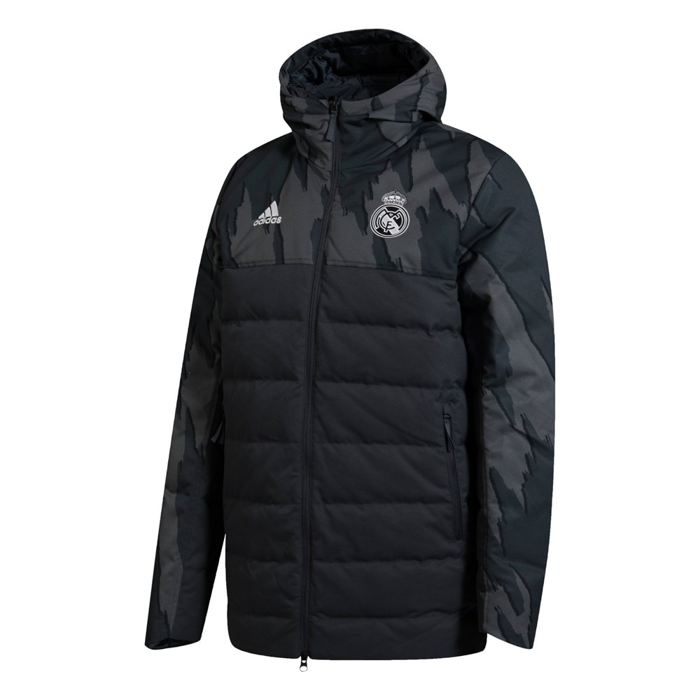 Adidas Real Madrid 20/21 L Dark Grey / White