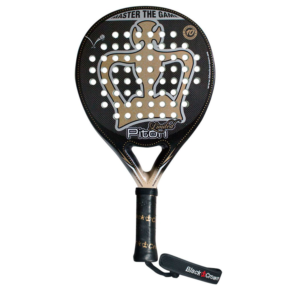 Black Crown Piton Limited One Size Black / Gold