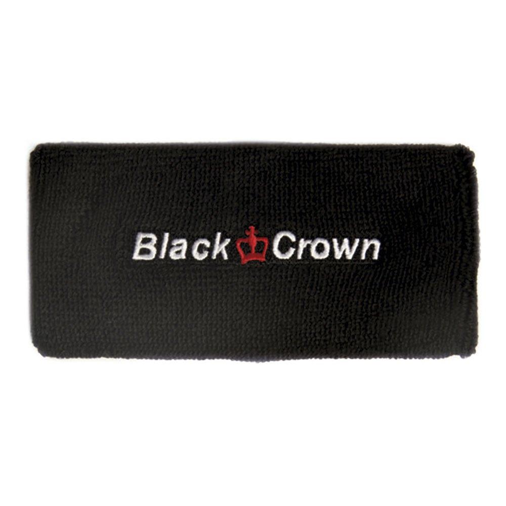 Black Crown Logo 2 Unités One Size Black