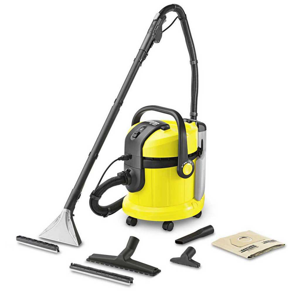 Aspiradora con bolsa Karcher Se 4001 One Size Black / Yellow