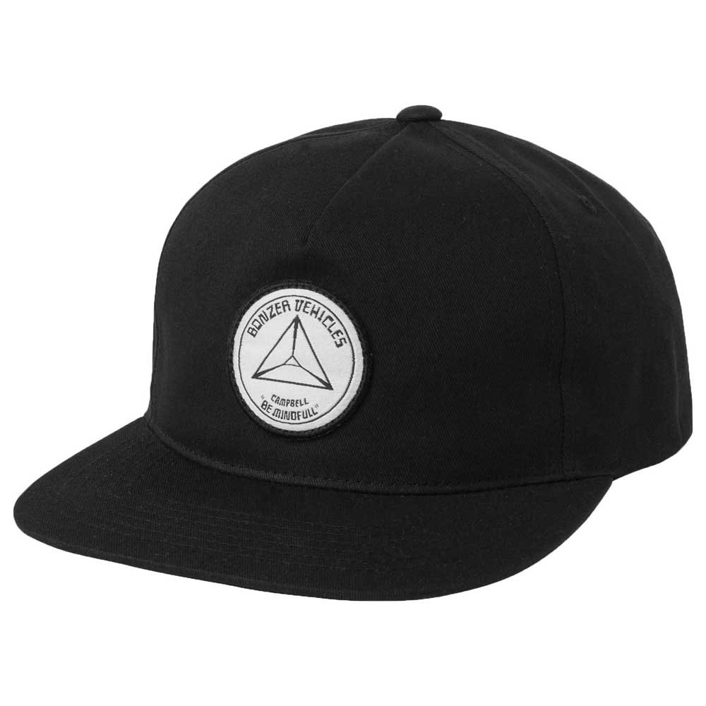 Rvca Campbell One Size Black