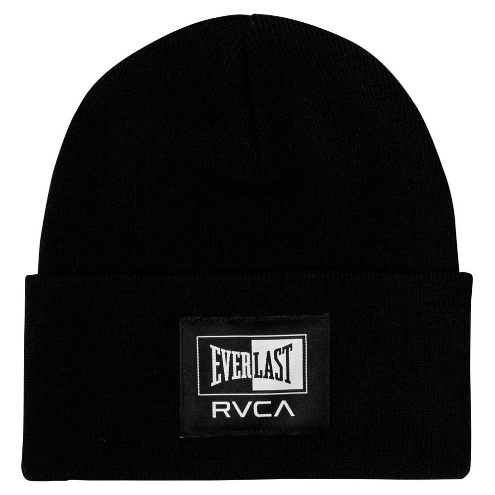 Rvca Everlast Beanie One Size Black