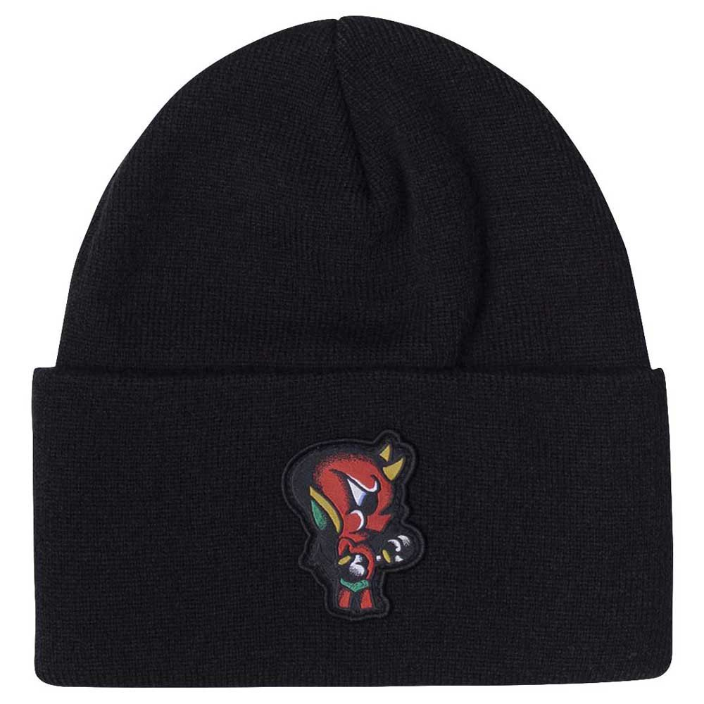 Rvca Smith Street Beanie One Size Black