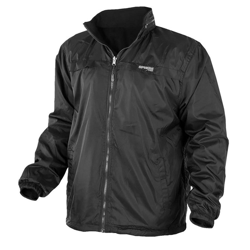 Sphere-pro Worker Jacket XL Black / Black