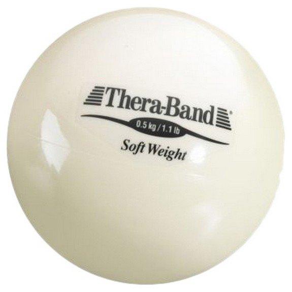 Theraband Médicine Ball Poids Léger 0.5kg 0.5 kg Beige