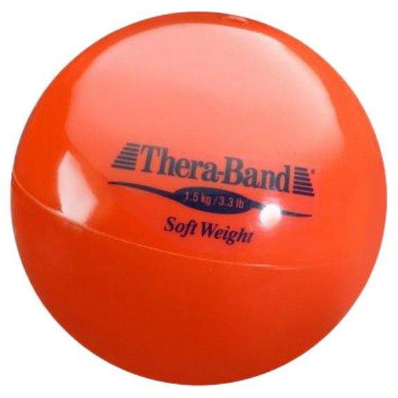 Theraband Médicine Ball Poids Léger 1.5kg 1.5 kg Red