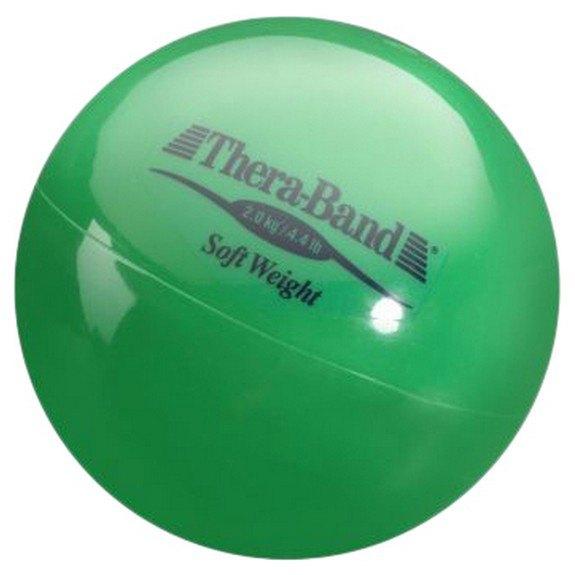 Theraband Médicine Ball Poids Léger 2kg 2 kg Green