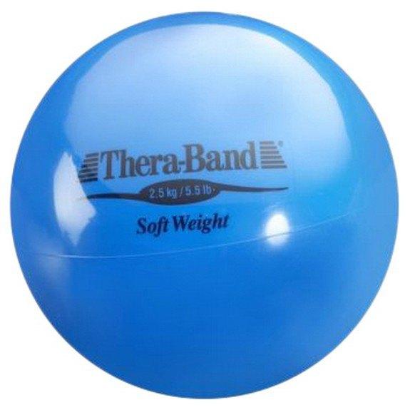 Theraband Médicine Ball Poids Léger 2.5kg 2.5 kg Blue