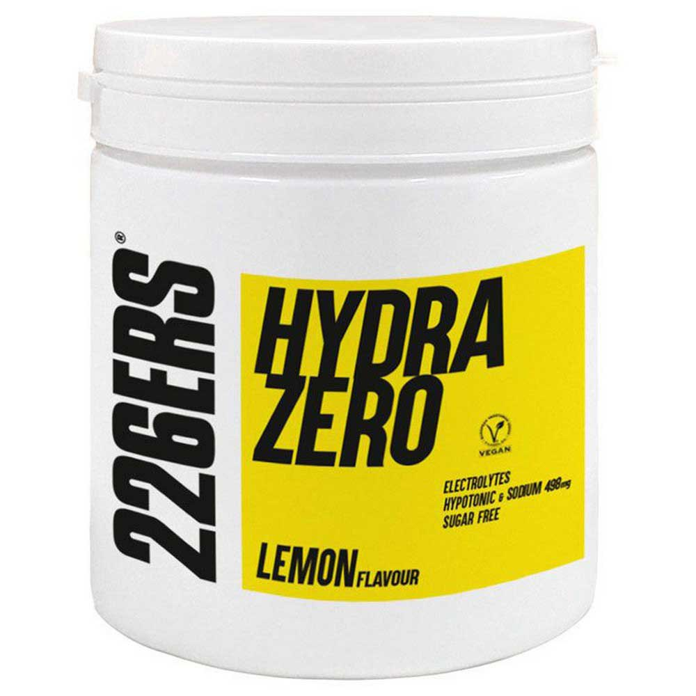 226ers Hydrazero Drink 225g Lemon
