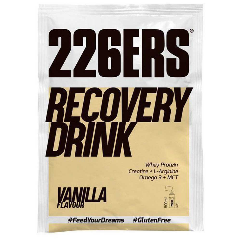 226ers Recovery Drink 50g 15 Units Vanilla