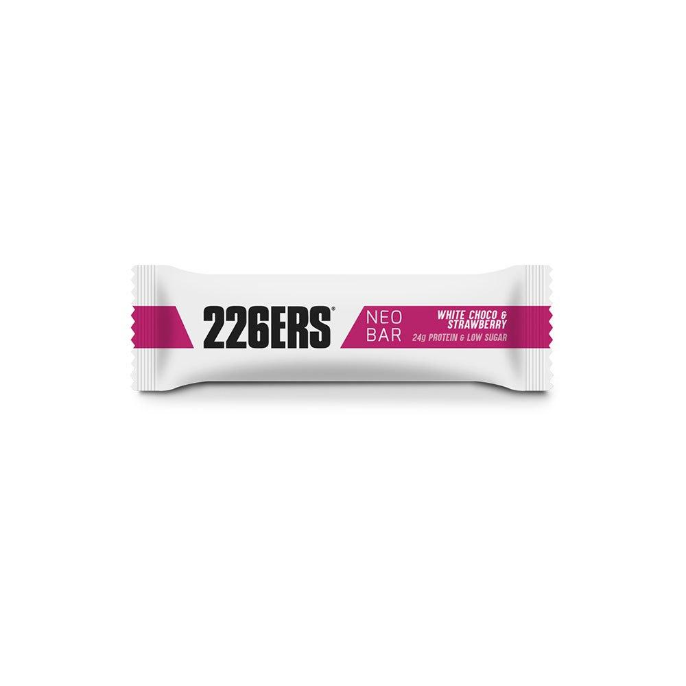 226ers Neo Bar Protein 50g 24 Units White Chocolate / Strawberry