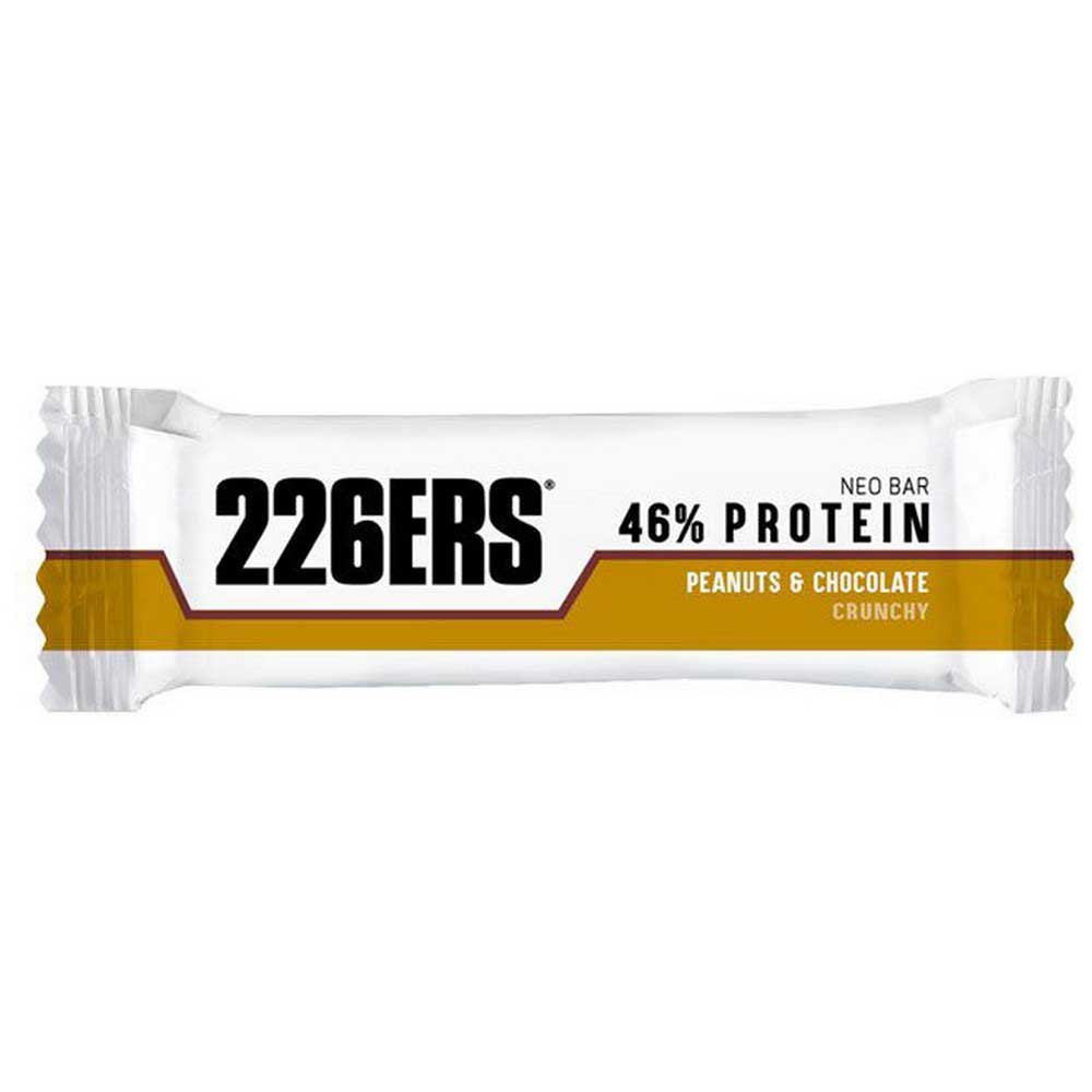 226ers Neo Bar Protein 50g 24 Units Peanuts / Chocolate