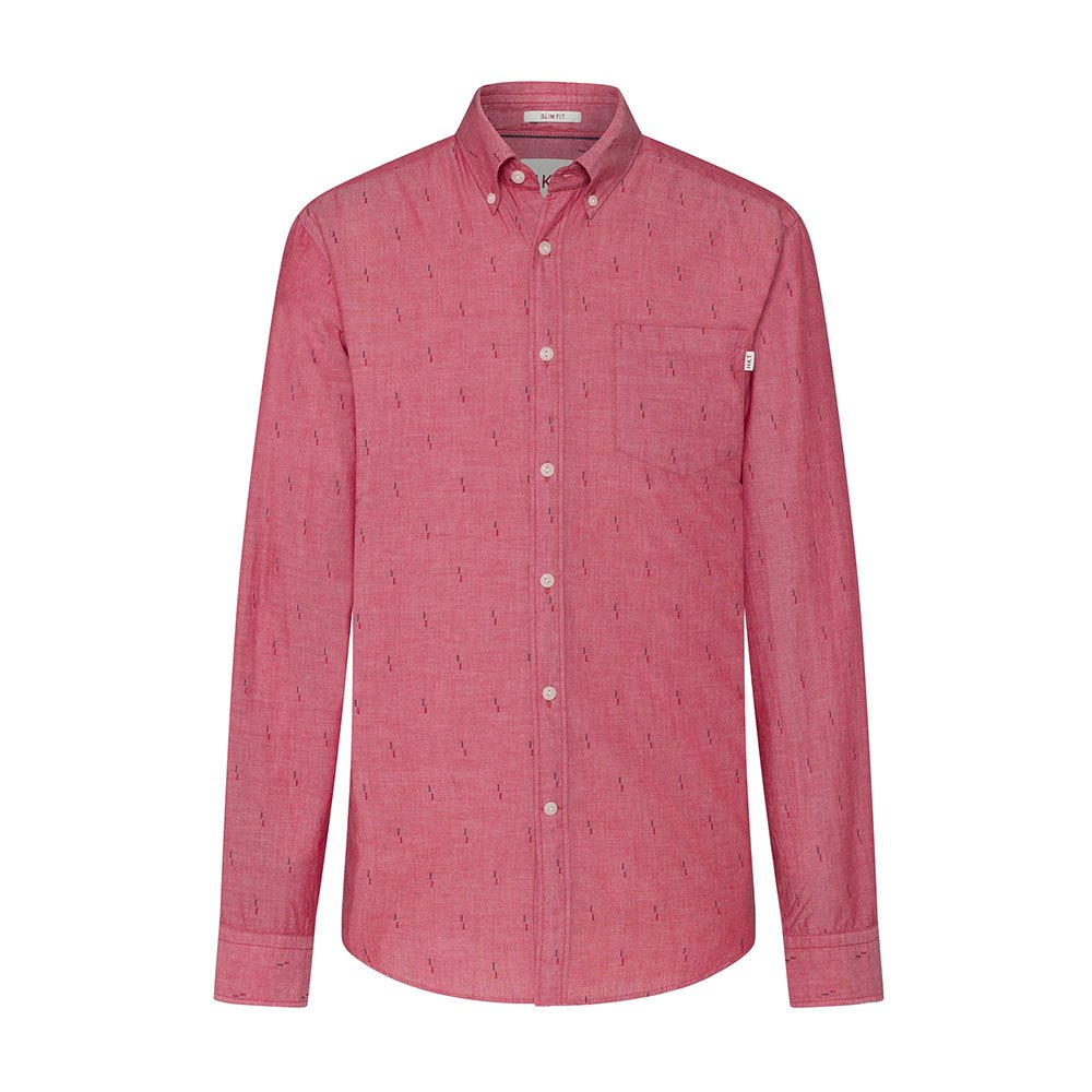 Hackett Red Fil Coupe M Red