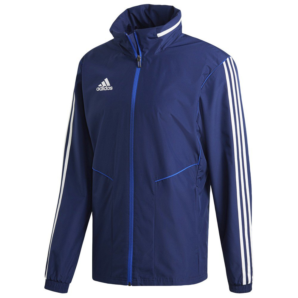 Adidas Tiro 19 All Weather 3´´ L Dark Blue / White
