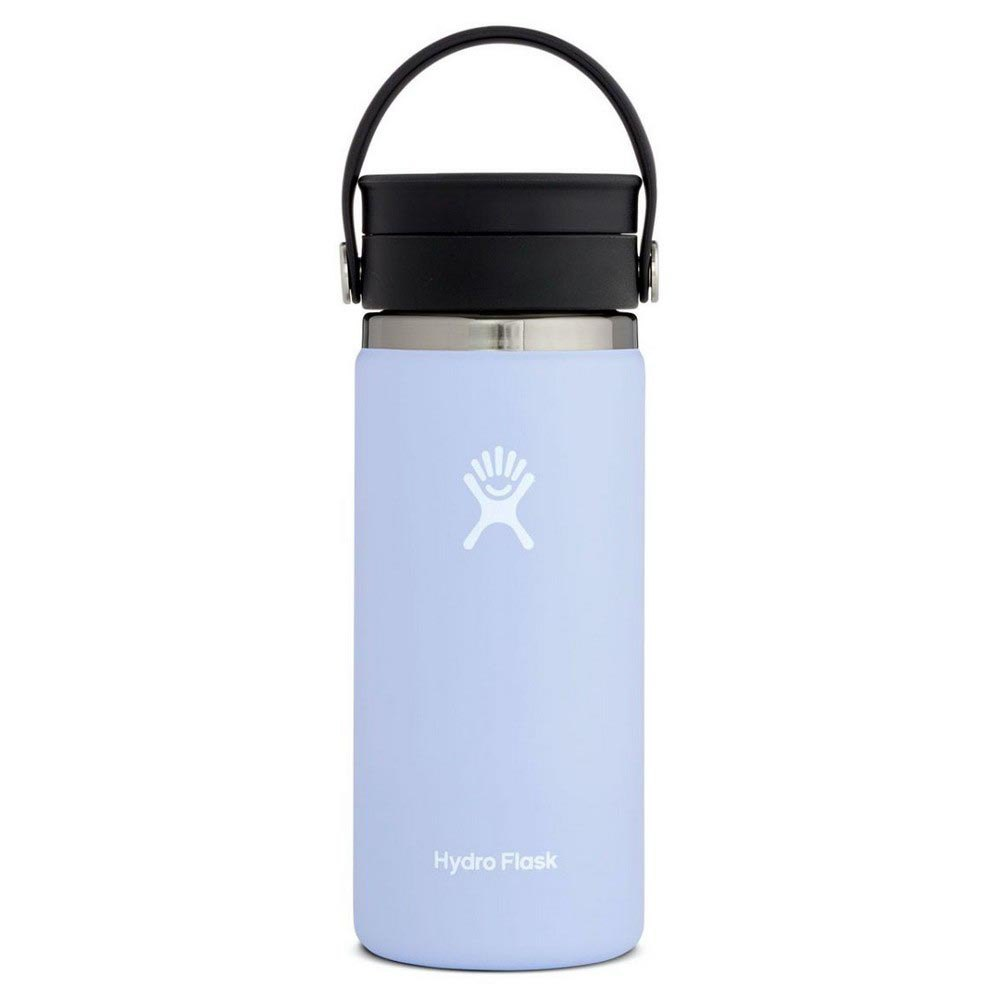 Hydro Flask Wide Mouth With Flex Sip Lid 473ml One Size Fog