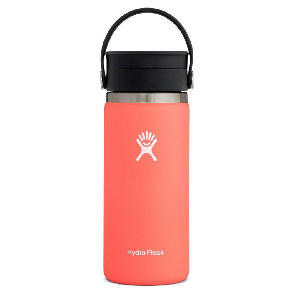 Hydro Flask Wide Mouth With Flex Sip Lid 473ml One Size Hibiscus