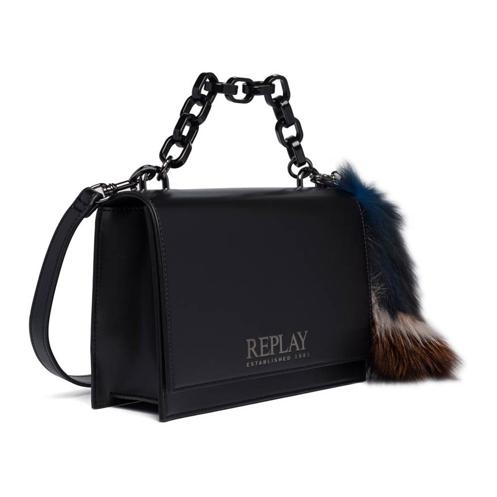 Replay Fw3045 Bag One Size Black